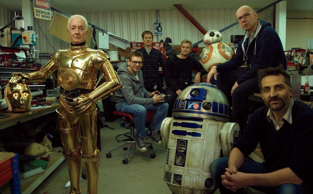 Почему «Звездные войны: Последние джедаи» — великолепный авторский фильм | Канобу - Изображение 5469