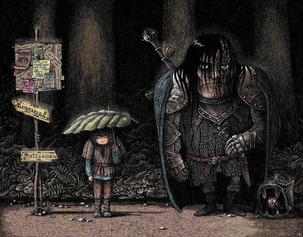 Лучший арт по «Игре Престолов» | Канобу - Изображение 6546