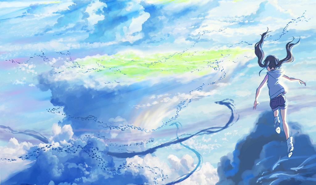 До мурашек! Вышел второй трейлер Weathering With You Макото Синкая    Канобу - Изображение 13937