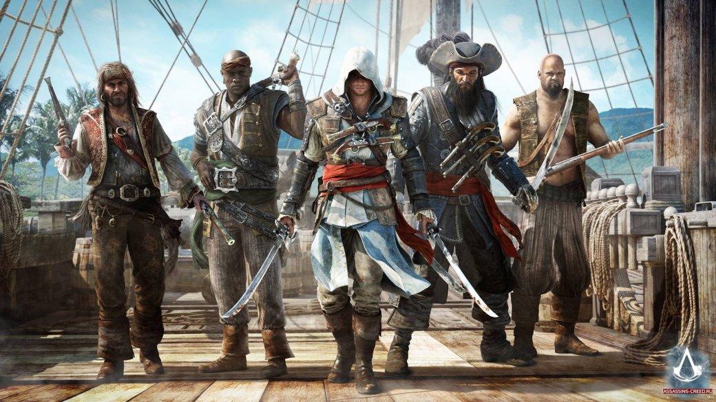 Эволюция Assassin's Creed | Канобу - Изображение 32
