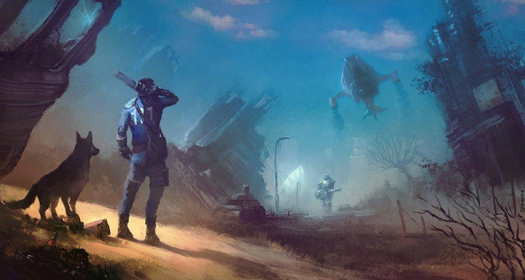 Лучший арт мира Fallout | Канобу - Изображение 1
