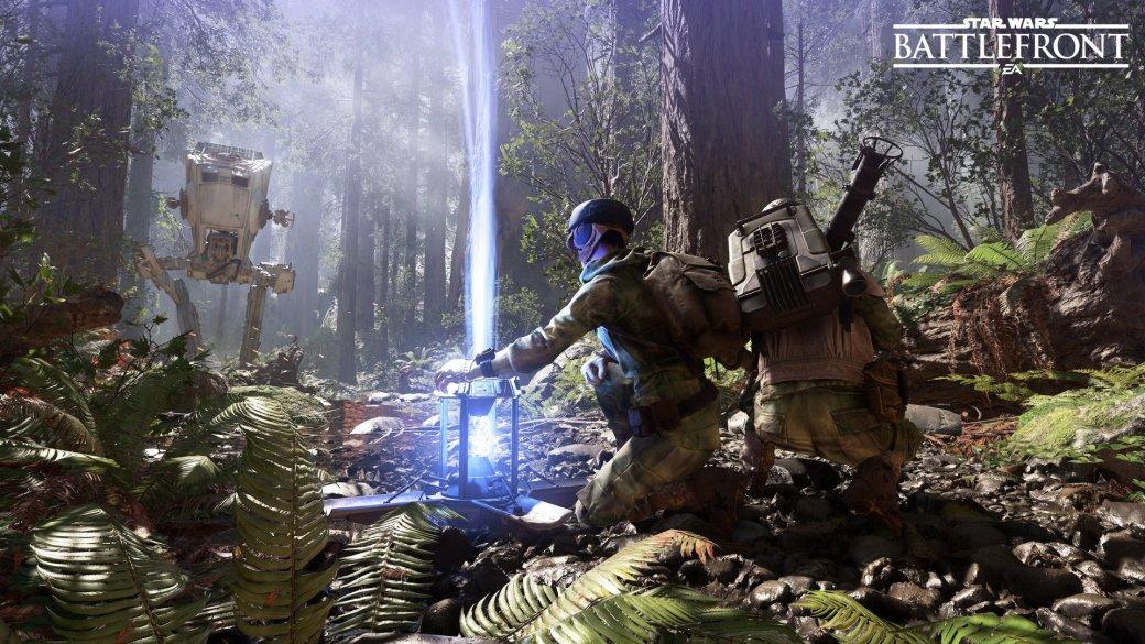 Впечатления от закрытого показа Star Wars Battlefront в Калифорнии | Канобу - Изображение 4160
