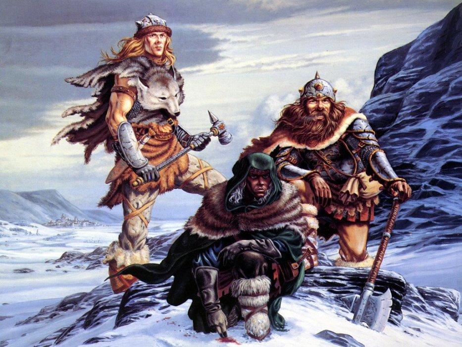 Выдуманная география: 5 самых интересных вселенных Dungeons & Dragons | Канобу