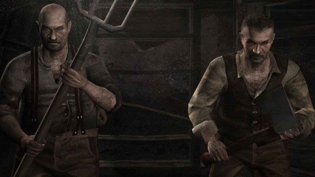 Как Resident Evil 4 выглядит иработает наNintendo Switch | Канобу - Изображение 3