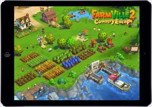 Следующая FarmVille вскоре дебютирует на мобильных   Канобу - Изображение 9835