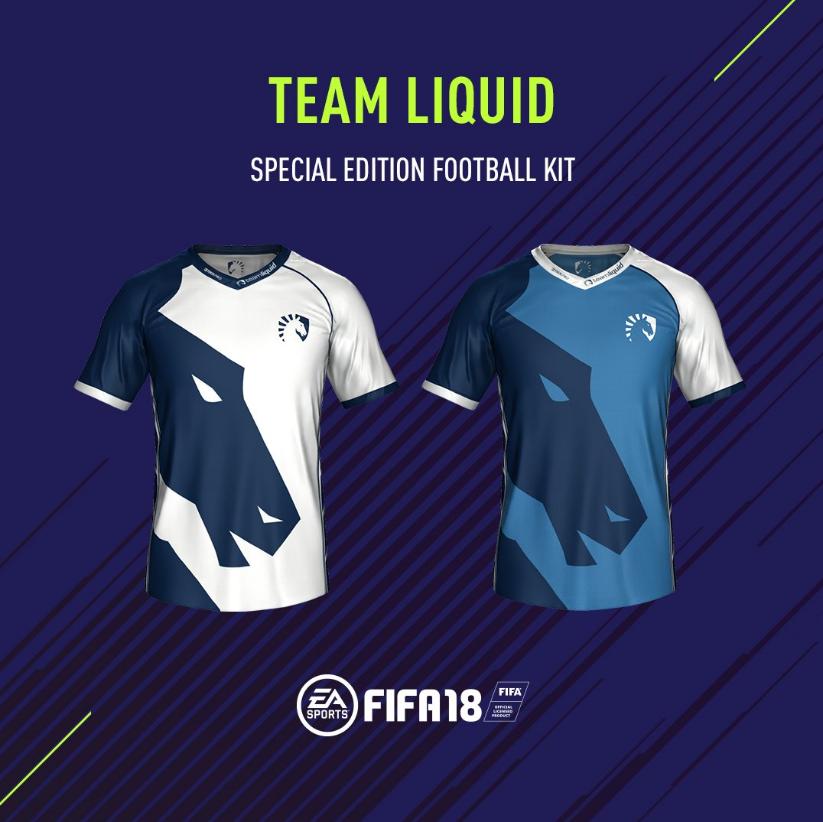 В FIFA 18 появятся футболки киберспортивных организаций | Канобу - Изображение 1