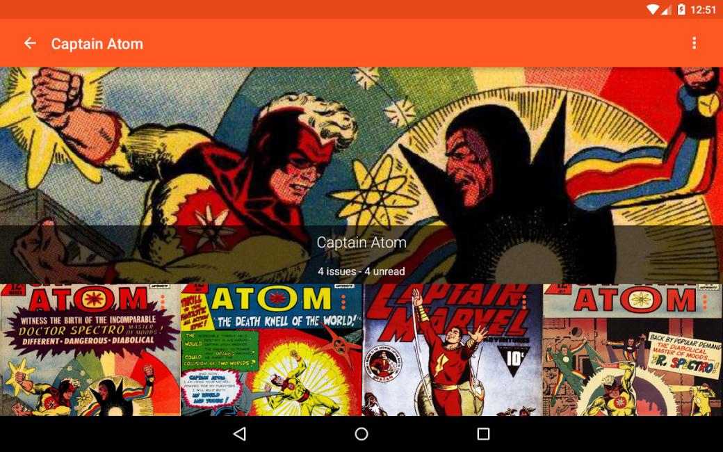 Лучшие программы для чтения комиксов - топ-15 приложений-читалок и сервисов на ПК, Android, iOS | Канобу - Изображение 10005