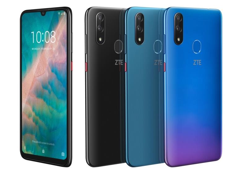 MWC 2019: ZTE показала 5G-флагман Axon10 Pro ипремиум-смартфон Blade V10 | Канобу - Изображение 19651