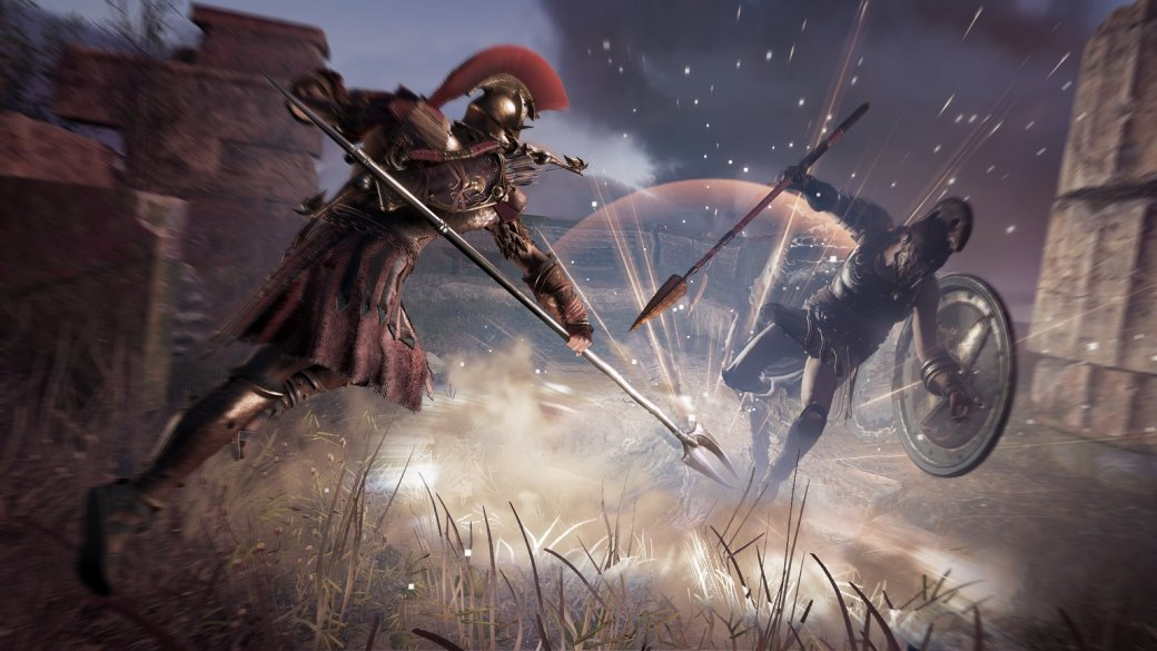 Рецензия на Assassin's Creed Odyssey. Обзор Assassin's Creed: Odyssey | Канобу - Изображение 10