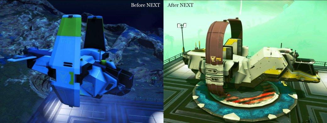 Игрок NMS собирается вернуть свой корабль за 200 миллионов юнитов. Сейчас у него «космическая утка» | Канобу - Изображение 12304