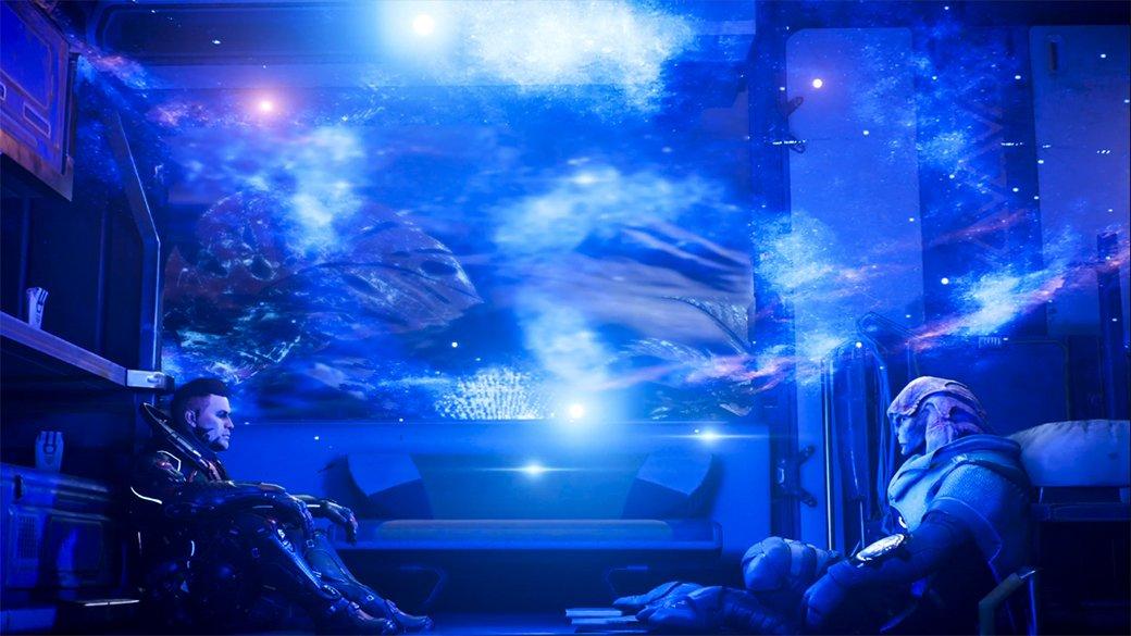 20 изумительных скриншотов Mass Effect: Andromeda | Канобу - Изображение 19
