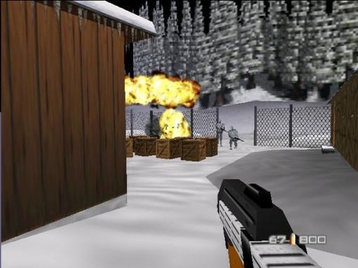 Десять лучших снежных эпизодов в видеоиграх   Канобу - Изображение 1679