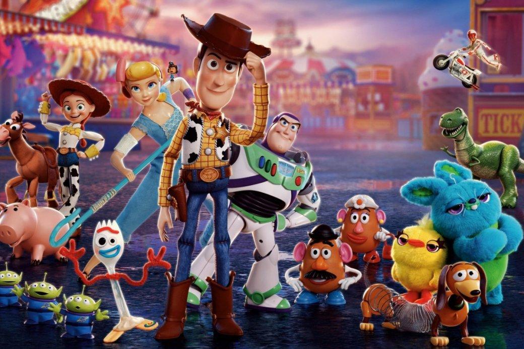 Год Disney продолжается— пятым миллиардником студии стала «История игрушек4» | Канобу - Изображение 1