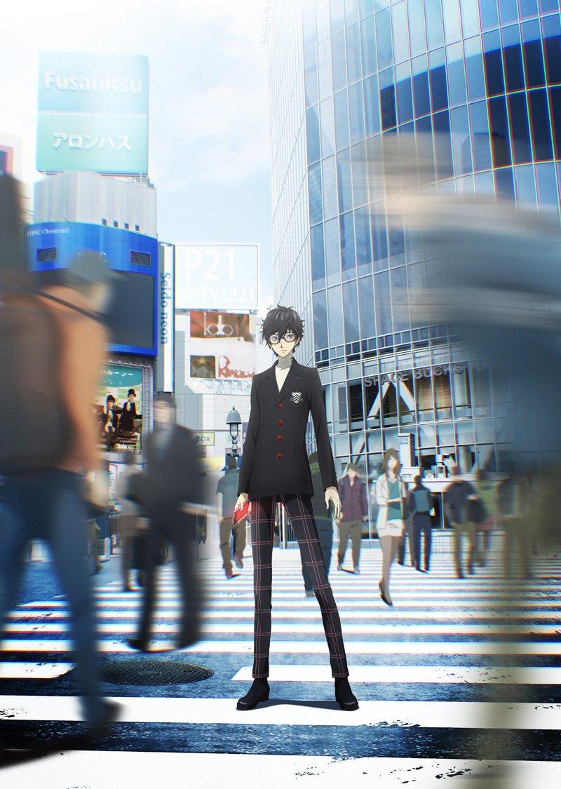 Ваниме-адаптации Persona 5 главному герою изменили имя, премьера вапреле | Канобу - Изображение 1