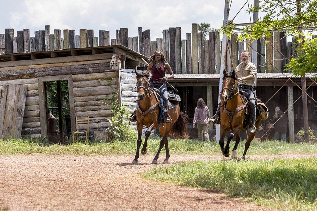 3 причины, покоторым «Ходячие мертвецы» не изменились в 9 сезоне | Канобу - Изображение 3