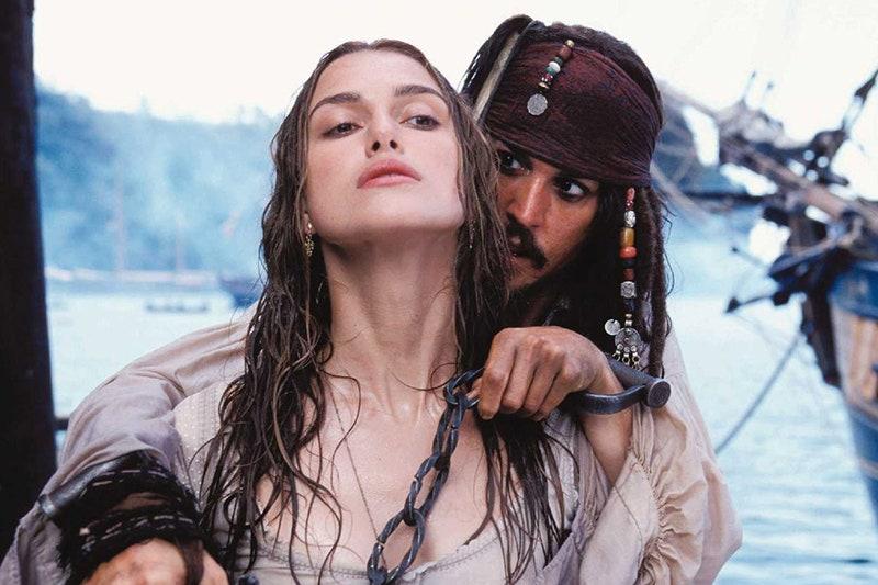 Кире Найтли— 36лет. Вспоминаем лучшие роли: от«Реальной любви» до«Пиратов Карибского моря»
