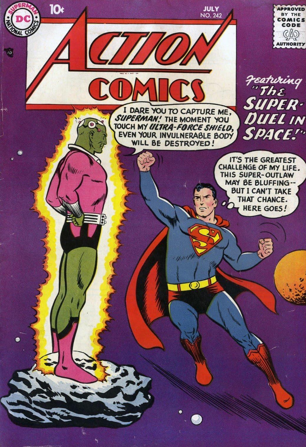 История Супермена иэволюция его образа вкомиксах | Канобу - Изображение 19
