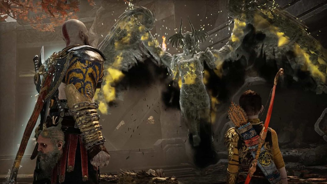 God of War (2018) - прохождение всех второстепенных заданий | Канобу - Изображение 5670