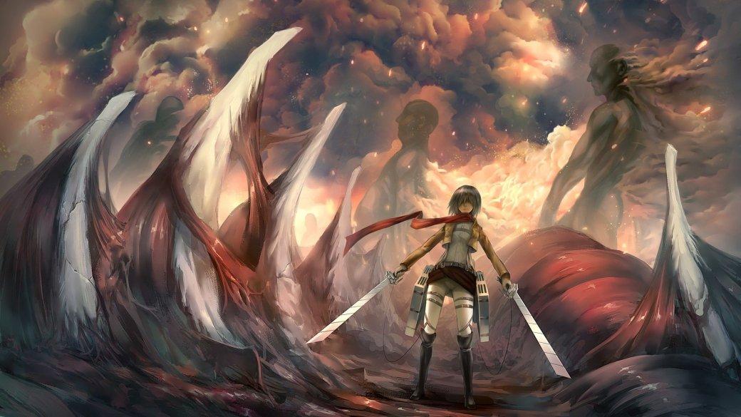 Чего ожидать от 3 сезона аниме-сериала «Атака титанов» (Attack on Titan, Shingeki no Kyojin) | Канобу - Изображение 65
