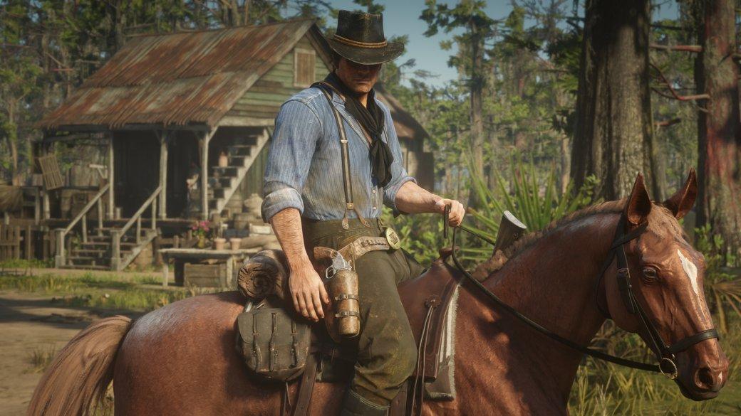 Намеки на существование РС-версии Red Dead Redemption 2 нашли в приложении-компаньоне | Канобу - Изображение 4592
