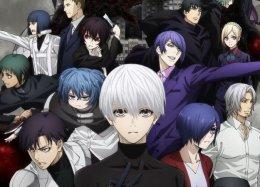 Аниме-сериал Tokyo Ghoul:re, одна изглавных осенних премьер,вернется наWakanim воктябре