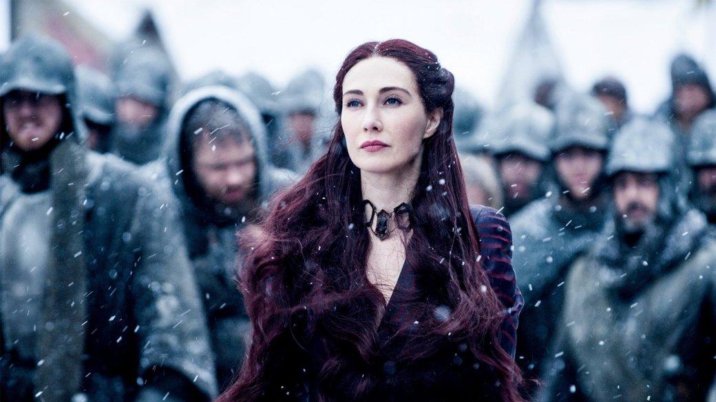 Мелисандра из«Игры престолов» показала, как еегероиню состаривали для сериала | Канобу - Изображение 6840