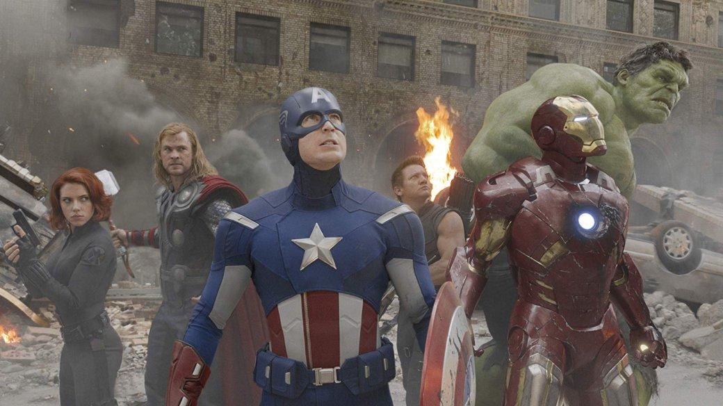 Киномарафон: все фильмы трех фаз кинематографической вселенной Marvel   Канобу