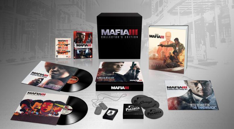 Раскрыто содержание коллекционного издания Mafia 3 | Канобу - Изображение 9167