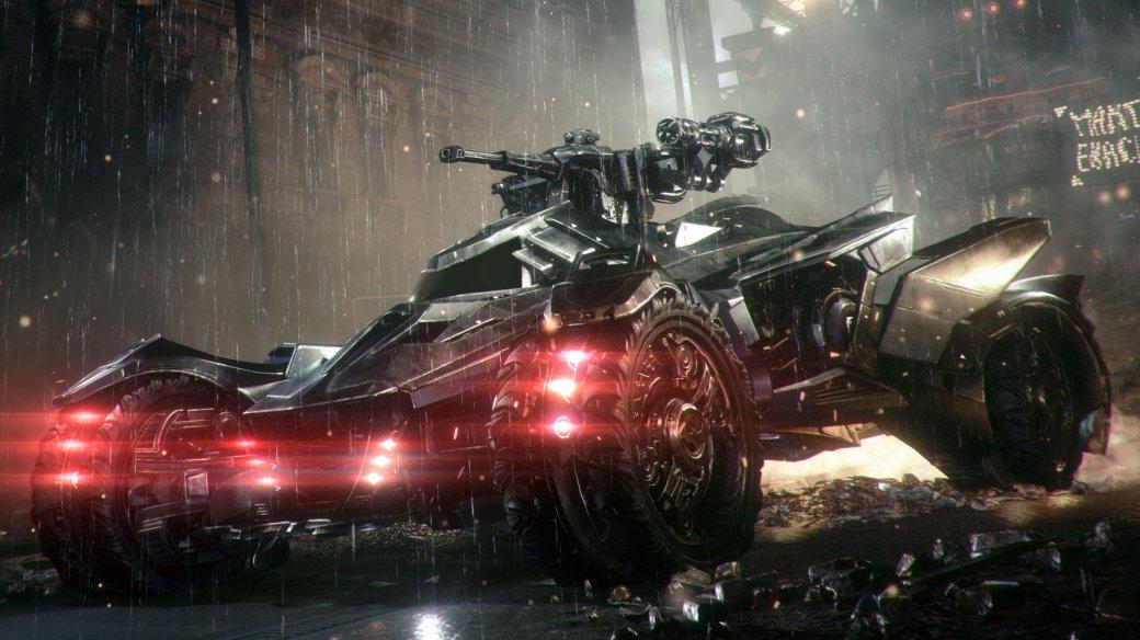 Рецензия на Batman: Arkham Knight | Канобу - Изображение 2