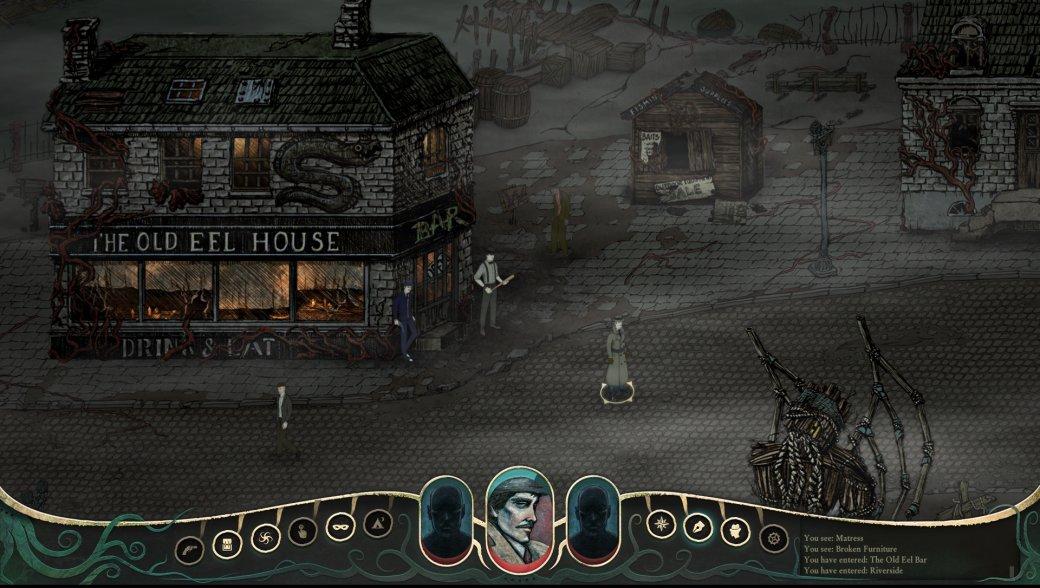Gamescom 2018. Stygian: Reign ofthe Old Ones— ужасы итворчество Лавкрафта | Канобу - Изображение 7552