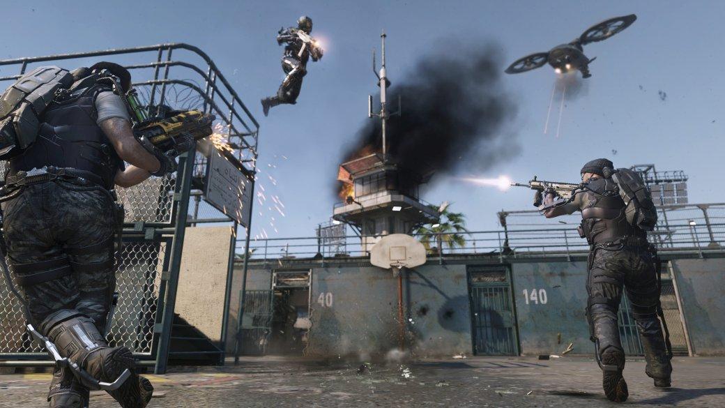 Обзор Call of Duty: Advanced Warfare - рецензия на игру Call of Duty: Advanced Warfare | Рецензии | Канобу