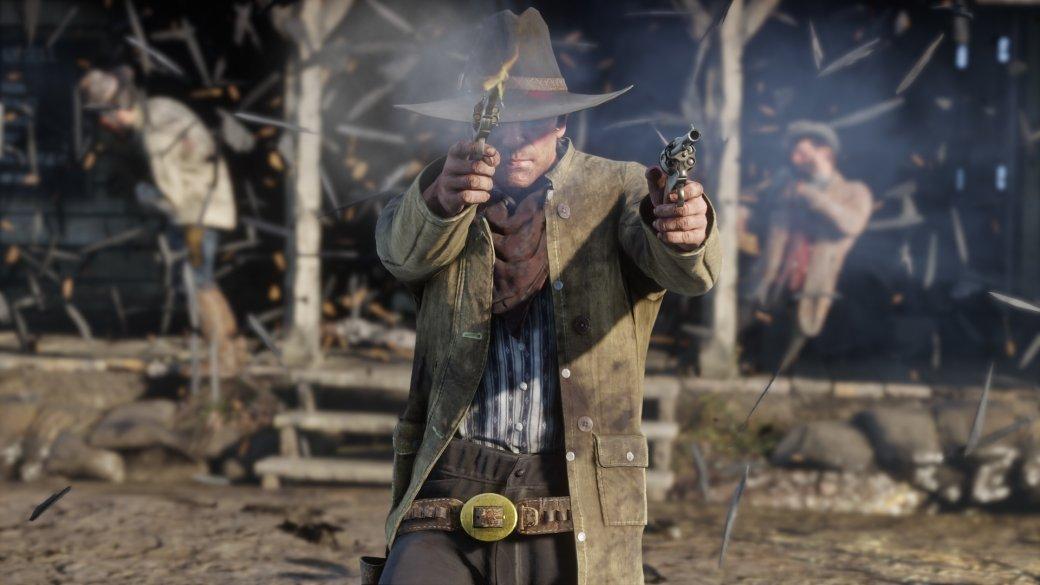 Все, что мы знаем о Red Dead Redemption 2 — сеттинг, герой, дата выхода, мир, локации, геймплей | Канобу