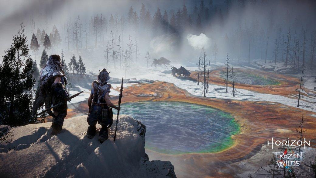 Гайд. Как попасть в заснеженные земли в Horizon Zero Dawn: The Frozen Wilds | Канобу - Изображение 0