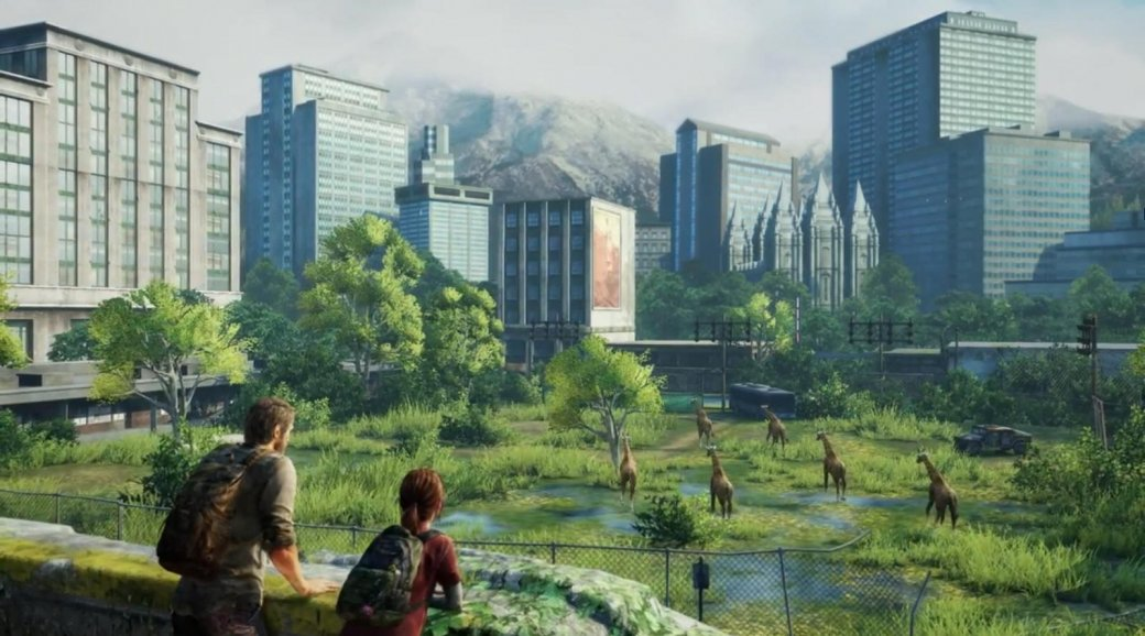 The Last of Us для PS4 впервые представили на видео | Канобу - Изображение 6444