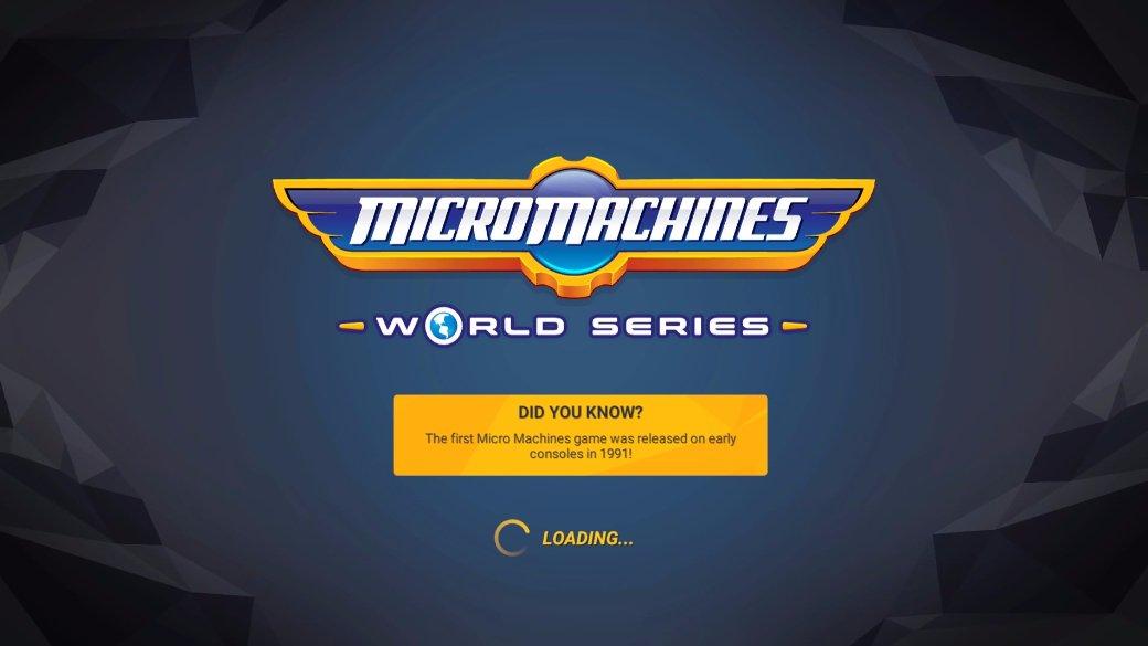 Колесиками по нашему детству. За что, Micro Machines World Series? | Канобу - Изображение 4030