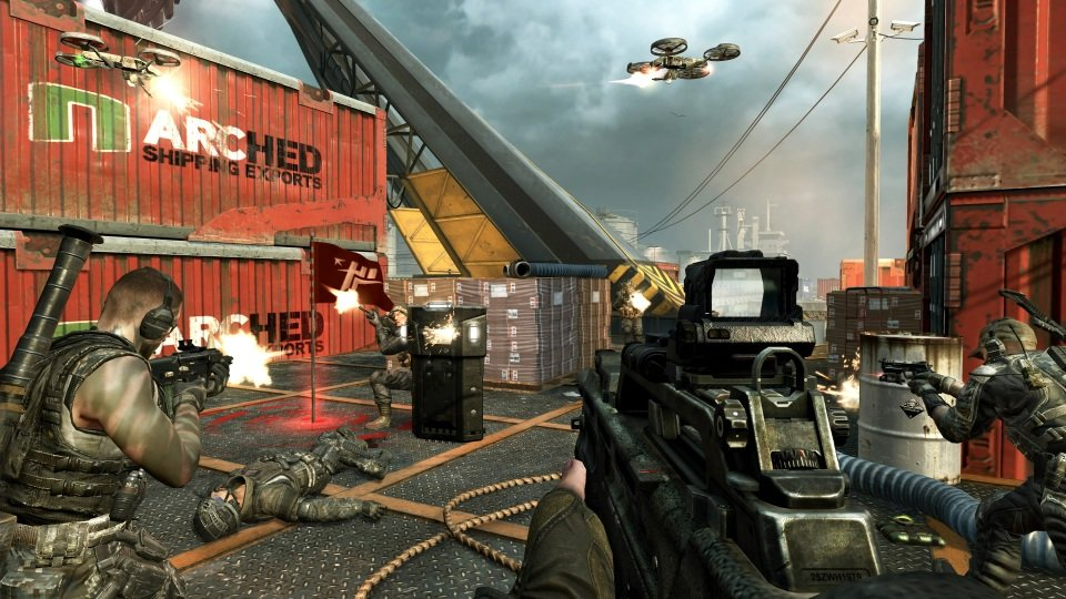 Call of Duty: Black Ops 2. Впечатления от мультиплеера. | Канобу - Изображение 1