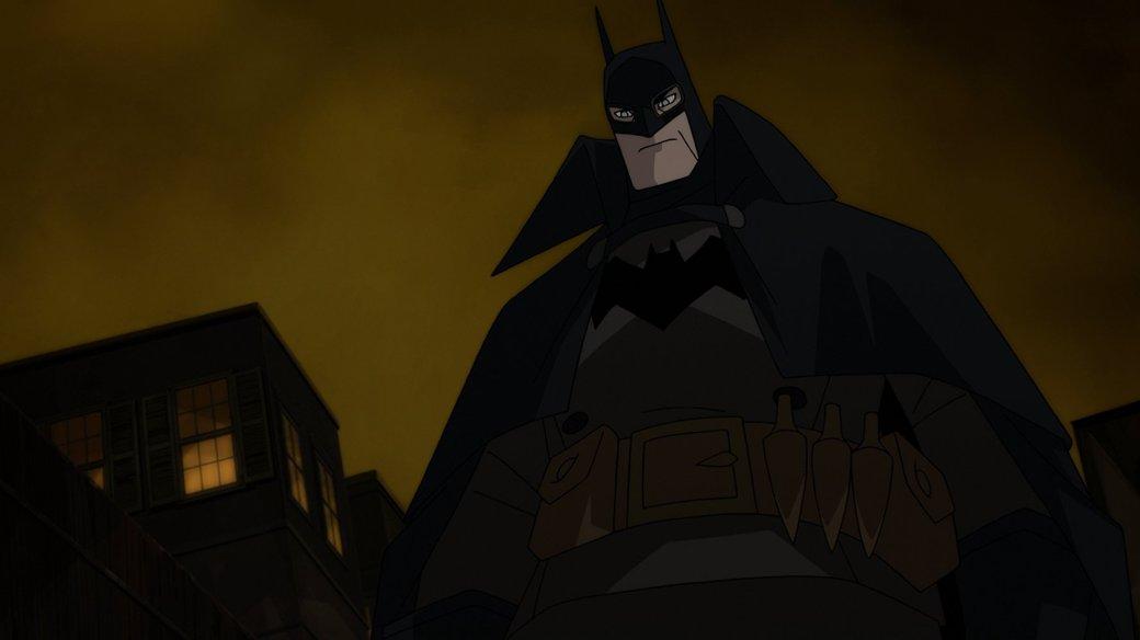 Полнометражные мультфильмы DC - лучшие анимационные фильмы про супергероев по комиксам DC Comics | Канобу - Изображение 10954