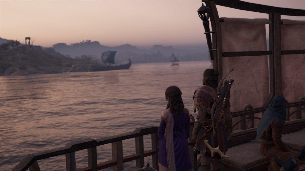 «Одно из лучших приключений в открытом мире» — что думают критики об Assassin's Creed Odyssey | Канобу - Изображение 3346