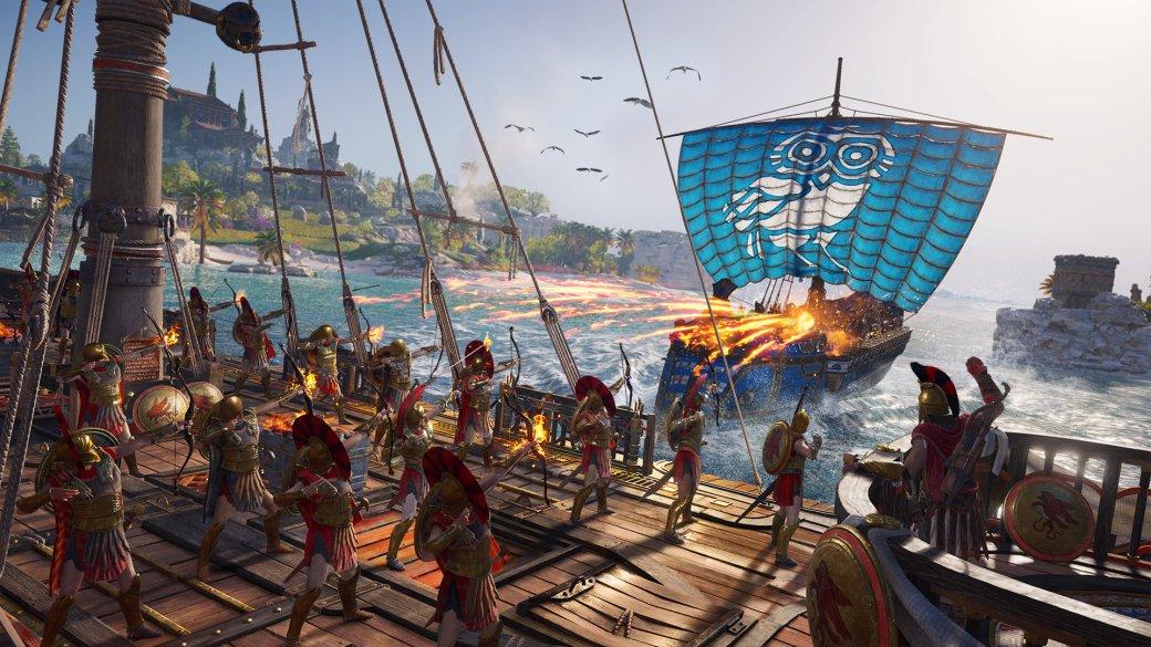 Контекст. Древняя Греция в Assassin's Creed: Odyssey | Канобу - Изображение 2