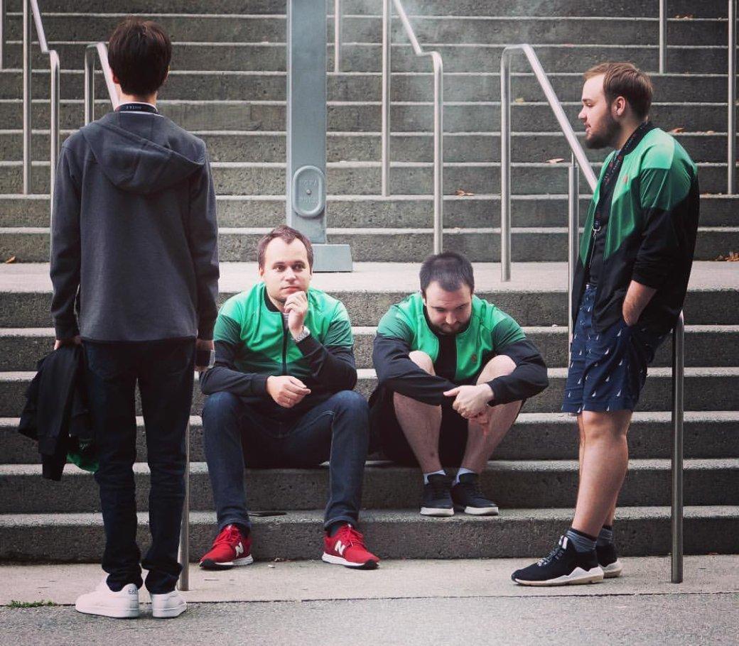 Роман Дворянкин: «Пусть лучше давление будет на меня, чем оно будет на игроков» | Канобу - Изображение 7
