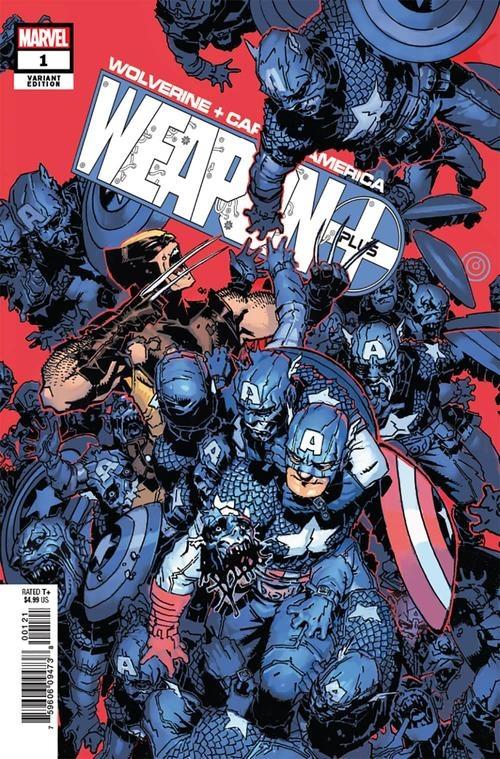 Как связаны Росомаха, Капитан Америка иФантомекс? Marvel тизерит новых участников Оружия Плюс  | Канобу - Изображение 5522