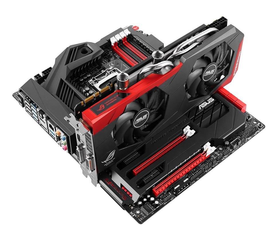 Я – водяной: видекокарта ASUS ROG GeForce GTX 780 Poseidon Platinum | Канобу - Изображение 8691