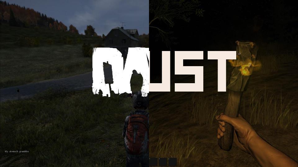 DayZ и Rust: две игры, один жанр | Канобу
