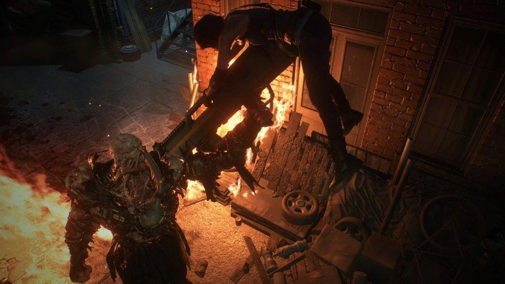 Гайд. Можноли убить Немезиса вResident Evil 3 Remake икак получить снего лут