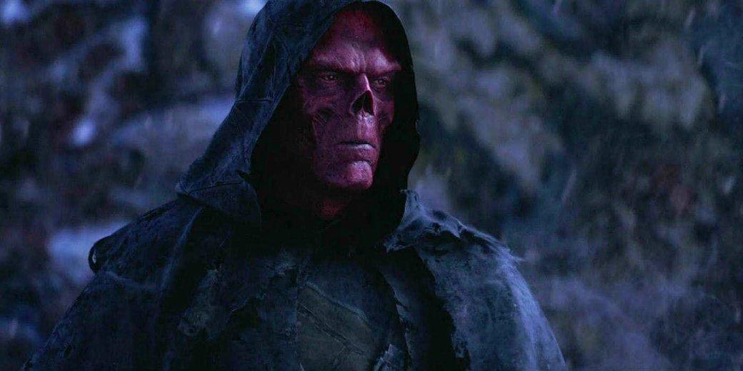 Первые наброски Красного Черепа для «Войны бесконечности» были очень криповыми | Канобу - Изображение 5468