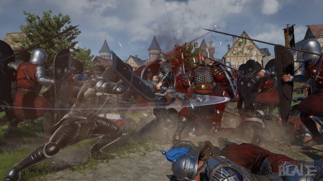 Превью Сonqueror's Blade— тактическая MMO осредневековой войне | Канобу - Изображение 4422