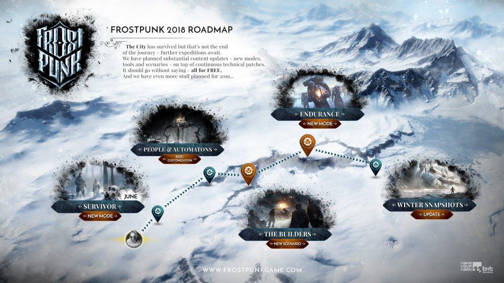 Разработчики Frostpunk раскрыли подробности хардкорного режима. Онуже доступен! | Канобу - Изображение 6319