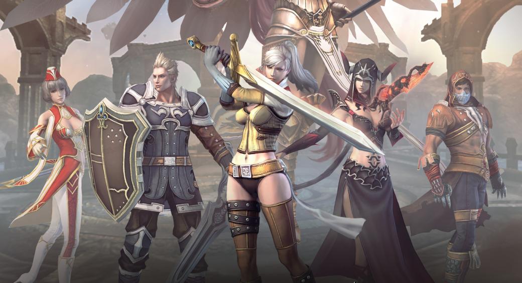 Titan Siege — возвращение хардкорных MMORPG | Канобу