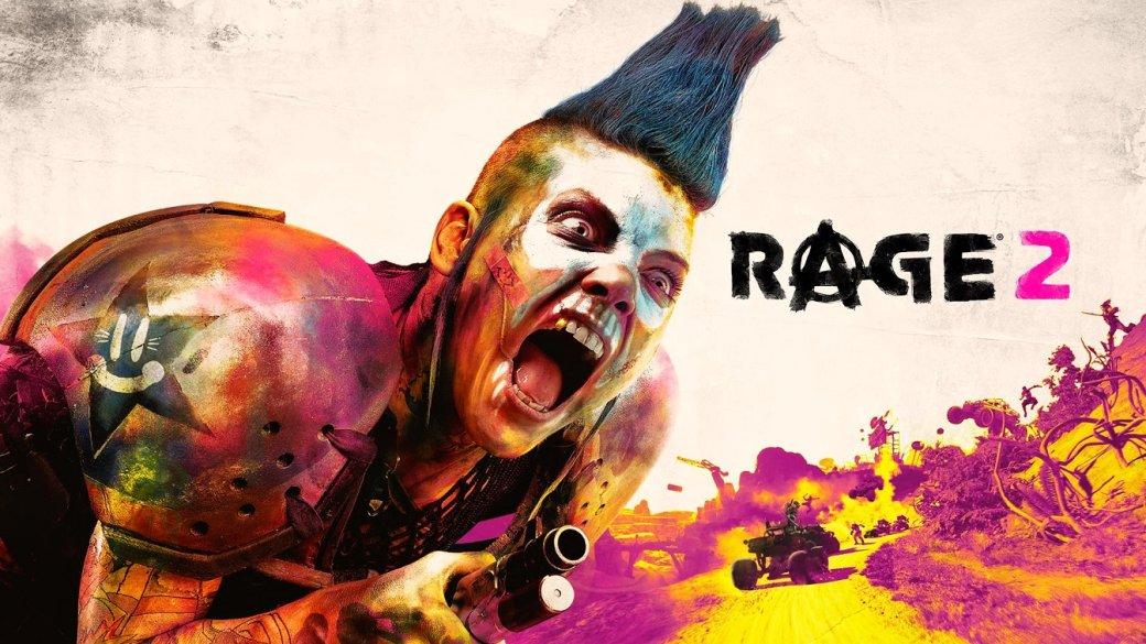 Мнение. Почему Rage 2 куда важнее Doom Eternal — сеттинг, пустошь, сюжет, «Безумный Макс» | Канобу