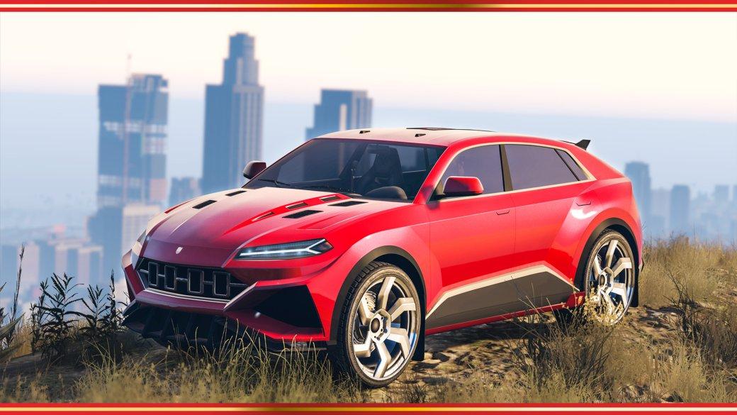 Онлайн-режим Grand Theft Auto Vпополнился новой «Битвой наарене» иновогодними подарками | Канобу - Изображение 722